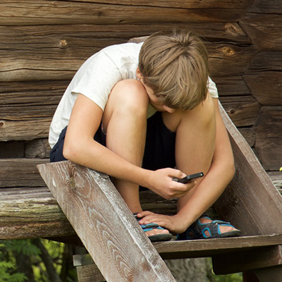 24. 10. 2019 – Dítě v pasti sociálních sítí